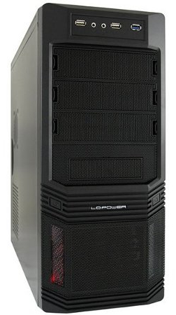 TOP GIGABYTE GAMING Aufrüst-PC AMD Ryzen 7 2700 8x 3,2GHz / 16GB DDR4 / TOWER 10